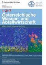 Österreichische Wasser- und Abfallwirtschaft 1-2/2017