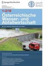 Österreichische Wasser- und Abfallwirtschaft 1-2/2018