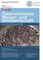 Österreichische Wasser- und Abfallwirtschaft 3-4/2018