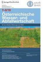 Österreichische Wasser- und Abfallwirtschaft 7-8/2018