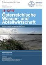 Österreichische Wasser- und Abfallwirtschaft 11-12/2019