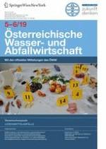 Österreichische Wasser- und Abfallwirtschaft 5-6/2019