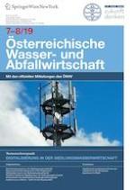 Österreichische Wasser- und Abfallwirtschaft 7-8/2019