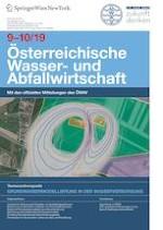 Österreichische Wasser- und Abfallwirtschaft 9-10/2019