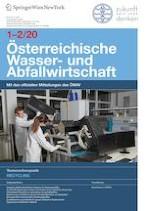 Österreichische Wasser- und Abfallwirtschaft 1-2/2020