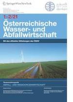 Österreichische Wasser- und Abfallwirtschaft 1-2/2021
