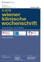 Wiener klinische Wochenschrift 19-20/2006