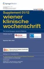 Wiener klinische Wochenschrift 1/2012