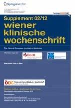 Wiener klinische Wochenschrift 2/2012
