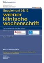 Wiener klinische Wochenschrift 3/2012
