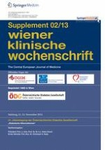 Wiener klinische Wochenschrift 2/2013