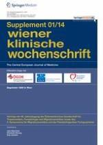Wiener klinische Wochenschrift 1/2014