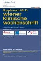 Wiener klinische Wochenschrift 3/2014