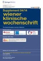 Wiener klinische Wochenschrift 4/2014