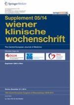 Wiener klinische Wochenschrift 5/2014