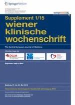 Wiener klinische Wochenschrift 1/2015