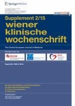 Wiener klinische Wochenschrift 2/2015