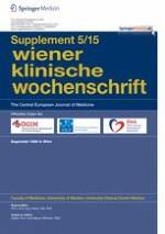 Wiener klinische Wochenschrift 5/2015