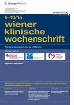 Wiener klinische Wochenschrift 9-10/2015