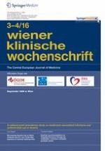 Wiener klinische Wochenschrift 3-4/2016