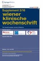 Wiener klinische Wochenschrift 3/2016