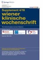 Wiener klinische Wochenschrift 4/2016