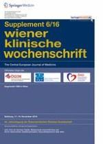 Wiener klinische Wochenschrift 6/2016
