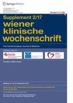 Wiener klinische Wochenschrift 2/2017