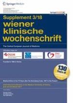 Wiener klinische Wochenschrift 3/2018