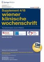 Wiener klinische Wochenschrift 4/2018