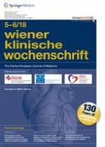 Wiener klinische Wochenschrift 5-6/2018