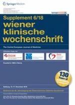 Wiener klinische Wochenschrift 6/2018