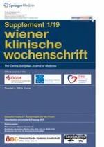 Wiener klinische Wochenschrift 1/2019