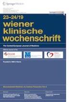 Wiener klinische Wochenschrift 23-24/2019