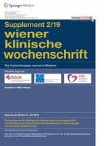 Wiener klinische Wochenschrift 2/2019