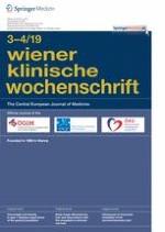 Wiener klinische Wochenschrift 3-4/2019