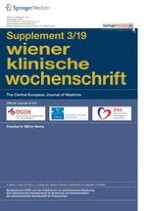 Wiener klinische Wochenschrift 3/2019