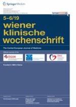 Wiener klinische Wochenschrift 5-6/2019