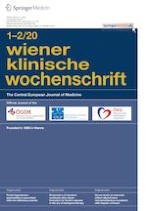 Wiener klinische Wochenschrift 1-2/2020