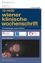 Wiener klinische Wochenschrift 13-14/2020