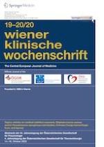 Wiener klinische Wochenschrift 19-20/2020