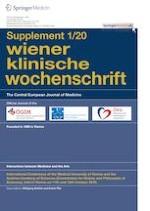Wiener klinische Wochenschrift 1/2020