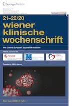 Wiener klinische Wochenschrift 21-22/2020
