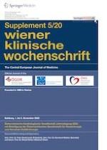 Wiener klinische Wochenschrift 5/2020
