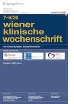 Wiener klinische Wochenschrift 7-8/2020