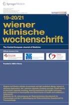 Wiener klinische Wochenschrift 19-20/2021