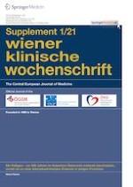 Wiener klinische Wochenschrift 1/2021