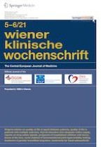 Wiener klinische Wochenschrift 5-6/2021