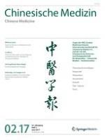 Chinesische Medizin / Chinese Medicine 2/2017