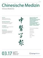 Chinesische Medizin / Chinese Medicine 3/2017